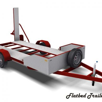 utility trailers fabrication-Atv trailer