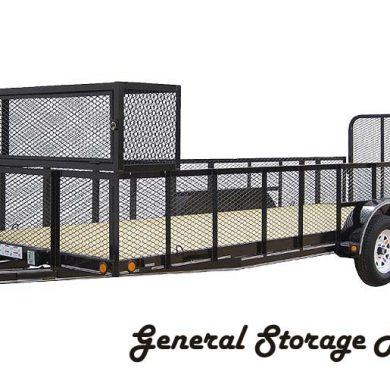General storage trailer