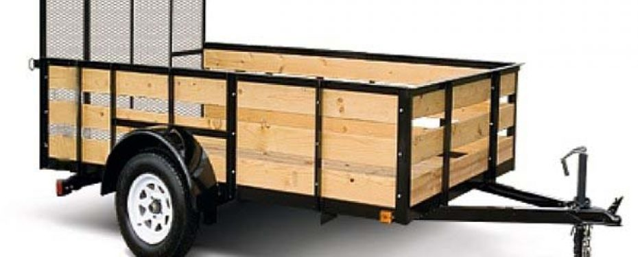 Carriage trailer