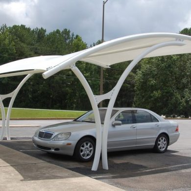 Car Park Sheds Manufacturing And Design As Per Your Need In The Uae