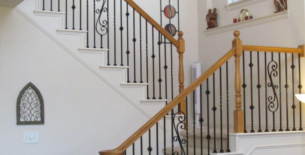 Ornament railing