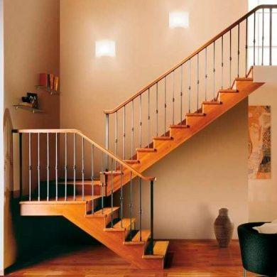Very simple railing