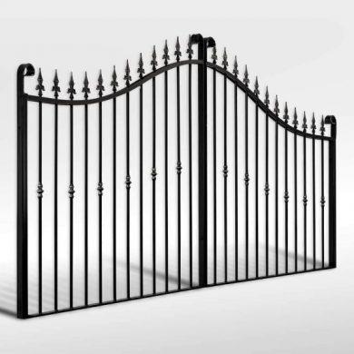 Standard metal gate