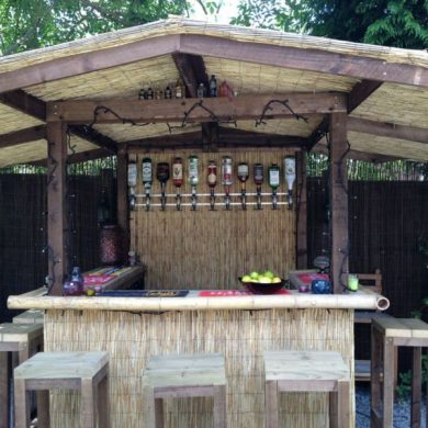 Gazebo with Bar in Dubai