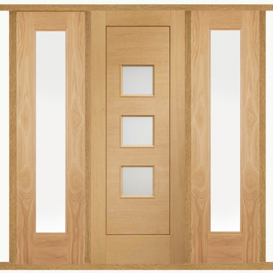 Wooden doors manufacturing in UAE.