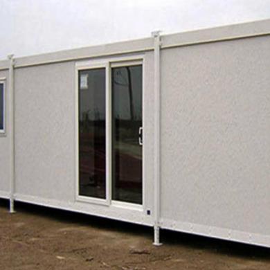 Polyurethane Portable Cabins