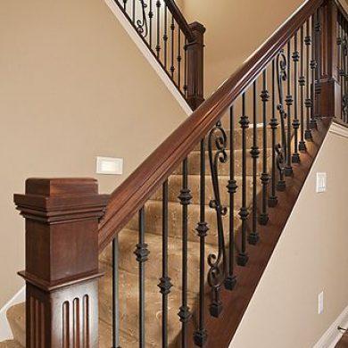 Ornamental railing